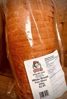 Sassy's Bread Loaf