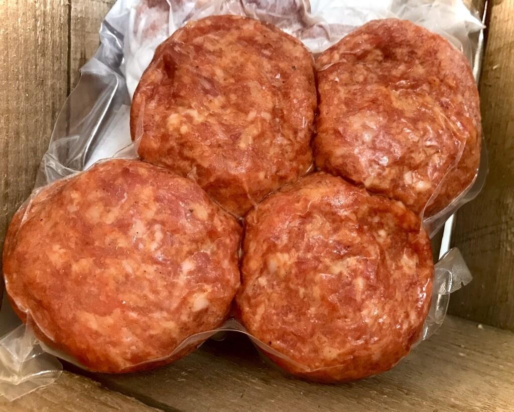 Smoked Sausage Patties (8 pack)