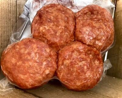 Smoked Sausage Patties (8 pack)