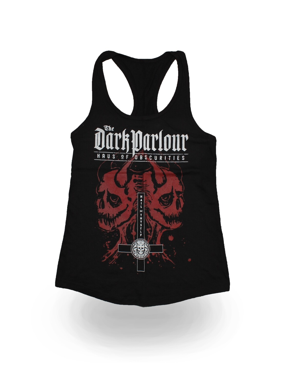 Two Headed Demon Athletic Tank (F)
