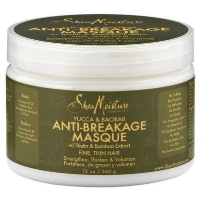 Yucca & Baobab Anti-Breakage Masque 12oz