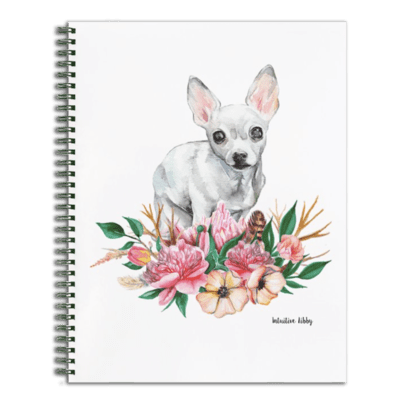 Intuitive Libby Notebook