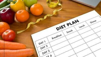 Your 7 days Diet Plan For Weight Loss
