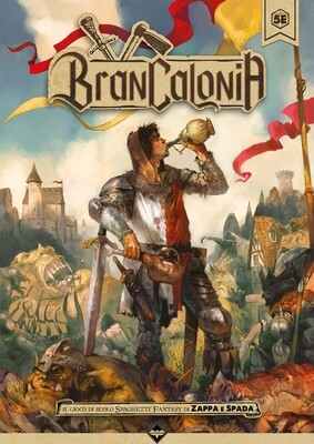 (PREORDER) Brancalonia