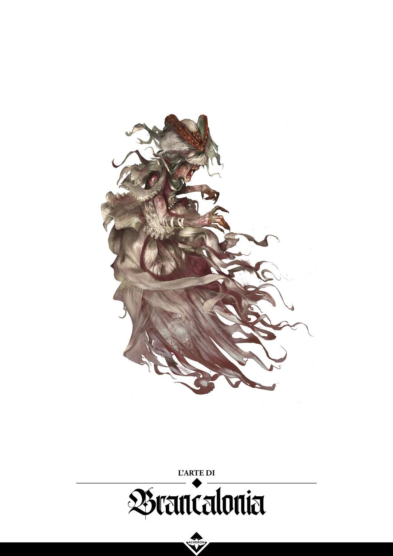 (PREORDER) Brancalonia - Artbook