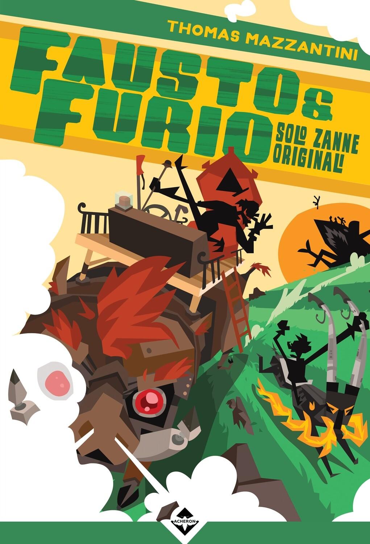 (Preorder) Fausto e Furio