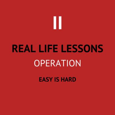 II. Easy is hard