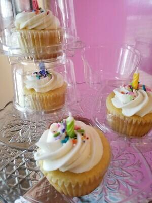 Cupcake, Vanilla