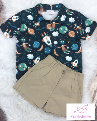(161-4) Out Of This World Short Set 5