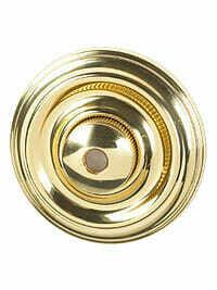 Von Morris Door Hardware Colonial DoorBell-SMALL