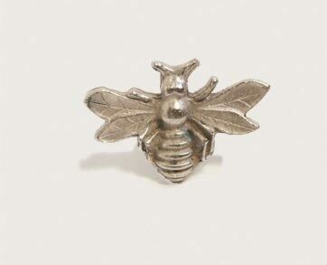 Emenee Decorative Cabinet Hardware Bee 1-3/4