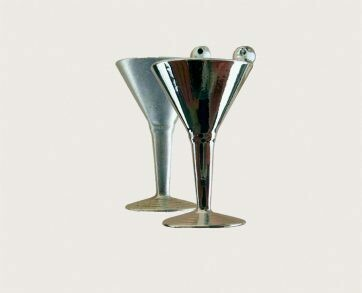 Emenee Decorative Cabinet Hardware Martini Glass Knob 2