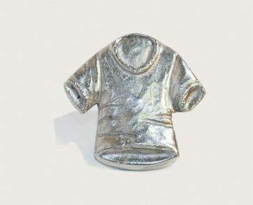 Emenee Decorative Cabinet Hardware T-Shirt 1-3/4