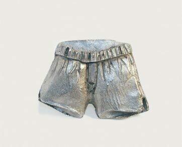 Emenee Decorative Cabinet Hardware Boxer Shorts 1-1/4