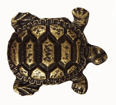 Buck Snort Lodge Decorative Hardware Cabinet Knobs and Pulls Turtle