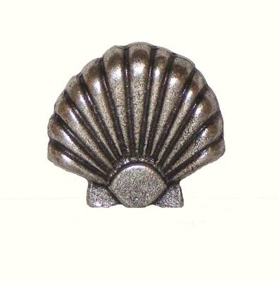 Buck Snort Lodge Decorative Hardware Cabinet Knobs and Pulls Large Seashell