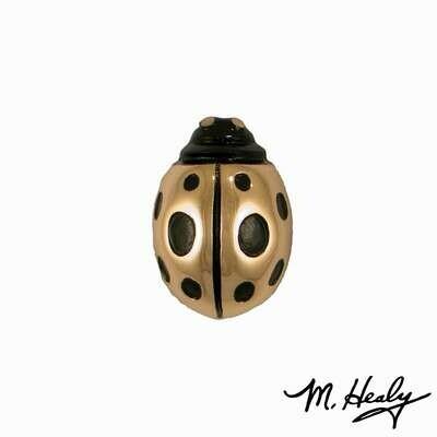 Michael Healy Designs Ladybug Doorbell Ringer Bronze