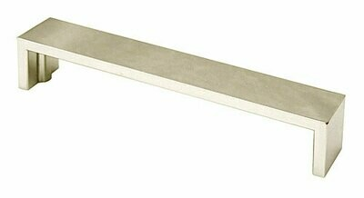 TOPEX DECORATIVE CABINET HARDWARE SMALL BROAD FLAT BENCH PULL
