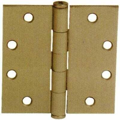 Emtek Door Hardware Heavy Duty Hinges Solid Brass  4 1/2