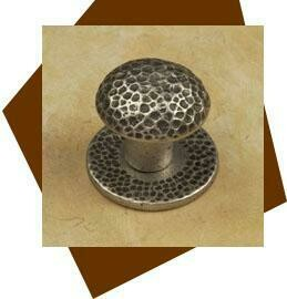 Anne At Home  Hammersmith Round Cabinet Knob-Small