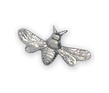 Michael Aram Insect Collection Nickel Bee Cabinet Knob