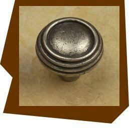 Anne At Home  Sonnet Cabinet Knob-Large