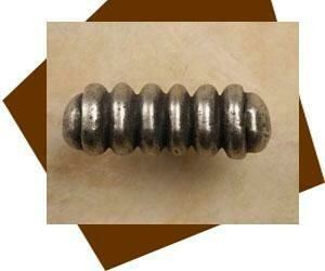Anne At Home Round-Off Cabinet Knob-Large