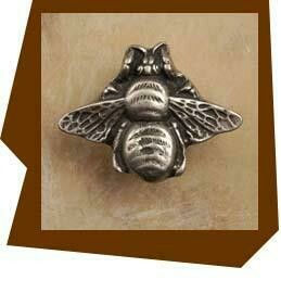 Anne At Home Bee Cabinet Knob - Large