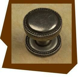 Anne At Home  Marlowe Cabinet Knob-Large ( BACKPLATE NOT INCLUDED )