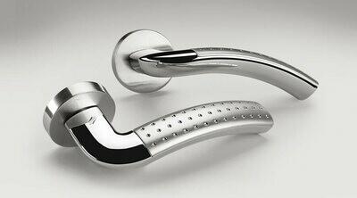 Colombo Design Door Lever MILLA Handle LC41NA -Key Lock/Dead Bolt