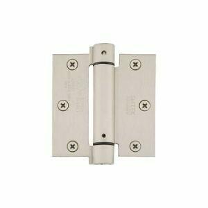 Emtek Door Hardware Spring Hinges ,UL Listed 3-1/2