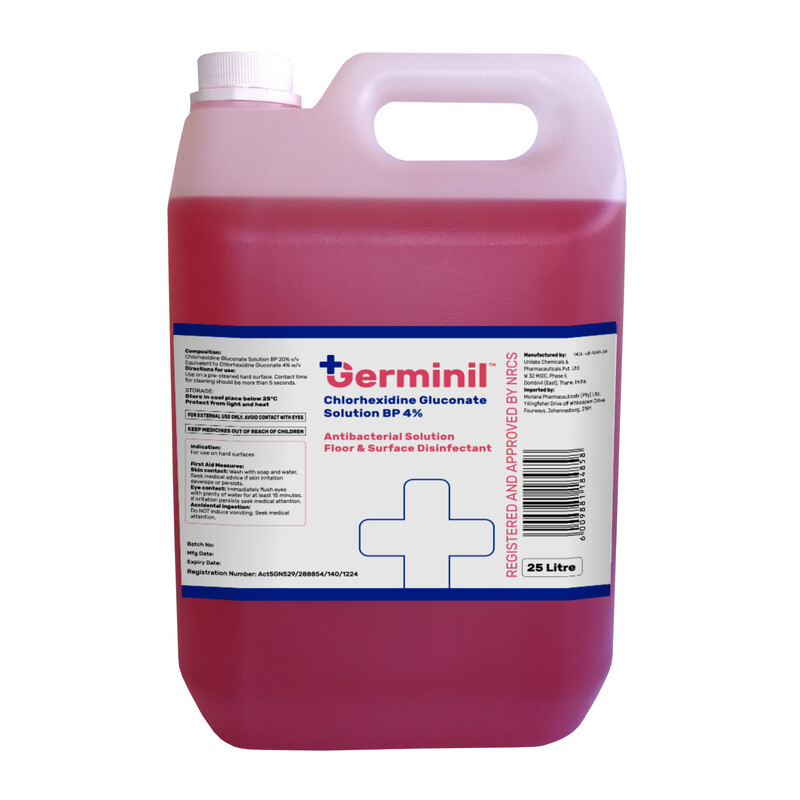Germinil Disinfectant 25L