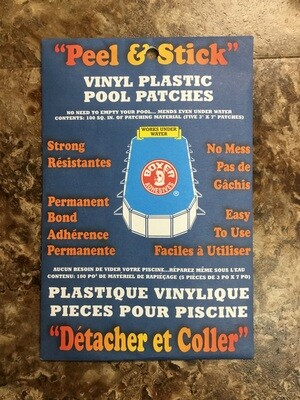 Self Adhesive Pool Patch
