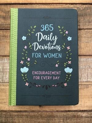 365 Daily Devos For Women