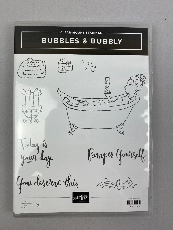 Bubbles & Bubbly