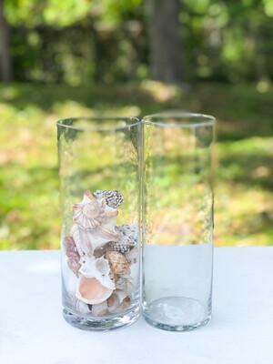 Glass Cylinder Vase 10