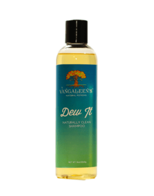 Dew It! Naturally Clean Shampoo