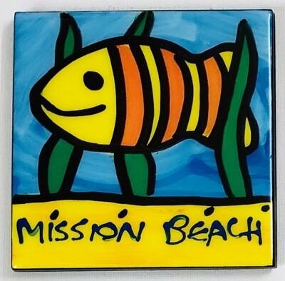 Fish / Seaweed Coaster