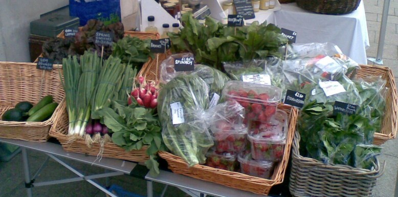 Small veg box - delivery Thursday 9 July