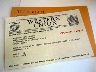 Old Time Replica Telegram