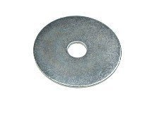 M6 x 25  Penny Washers (Repair Washers) Zinc Plated