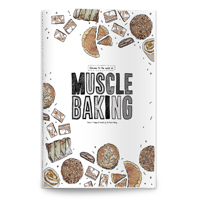 MUSCLE BAKING | Volume 01 | E-BOOK
