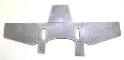 Upper Arm Plate for Coil Over Mustang II