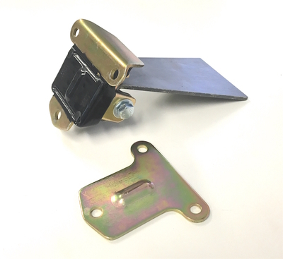 Small block Chev urethane insulator