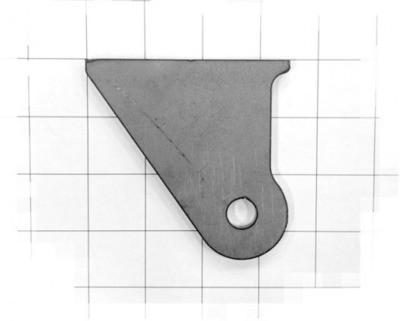 Frame Bracket Sideplate
