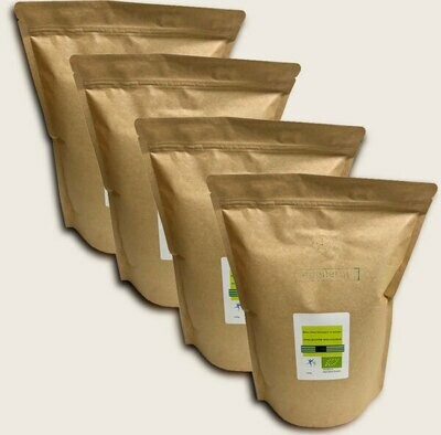 Blanc d'œuf bio poudre: 4 kg - Code 0