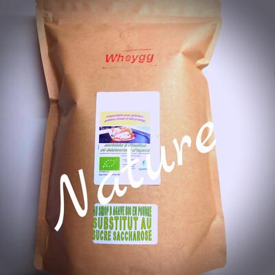 Wheygg bio L'ORIGINAL - Nature (62,8% de protéines)