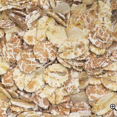 Flocons de seigle bio - 1 kg