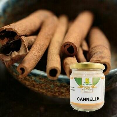 Cannelle: pot de 75 g