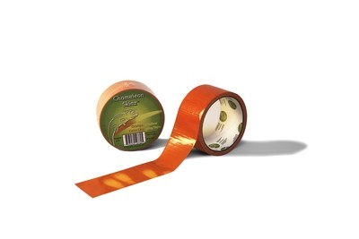 Colour Changing Duct Tape - Orange to Yellow